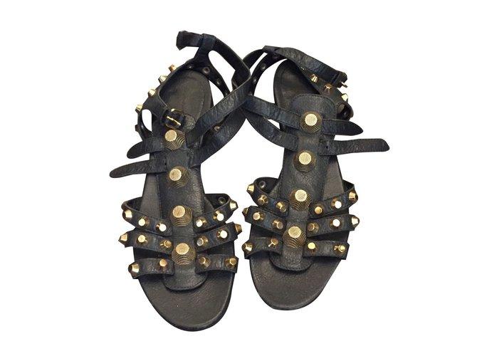 Balenciaga Gladiator Sandals Sandals