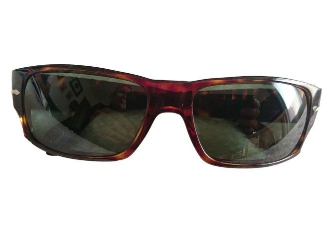 817bfd4e6f Persol Sunglasses Sunglasses Plastic Brown ref.66521 - Joli Closet