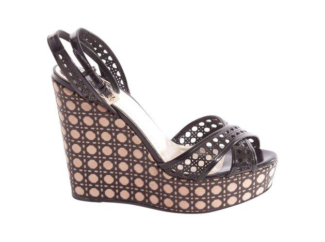 Christian Dior Wedges sandals Sandals