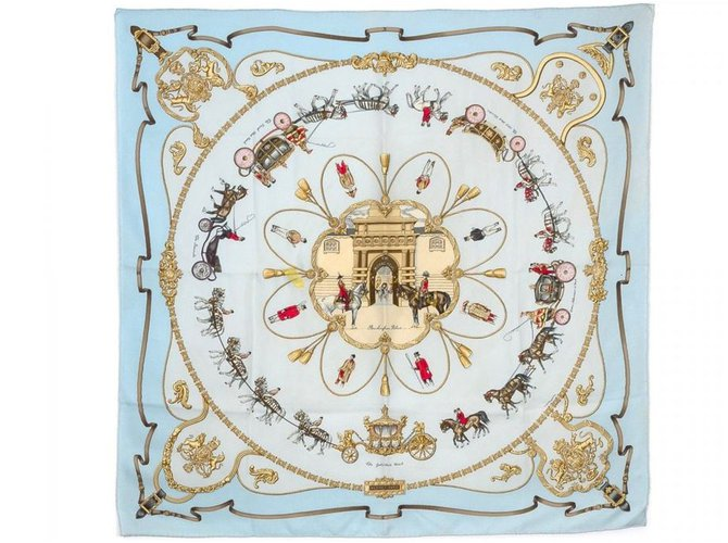 Foulards Hermès Carré Hermès collector