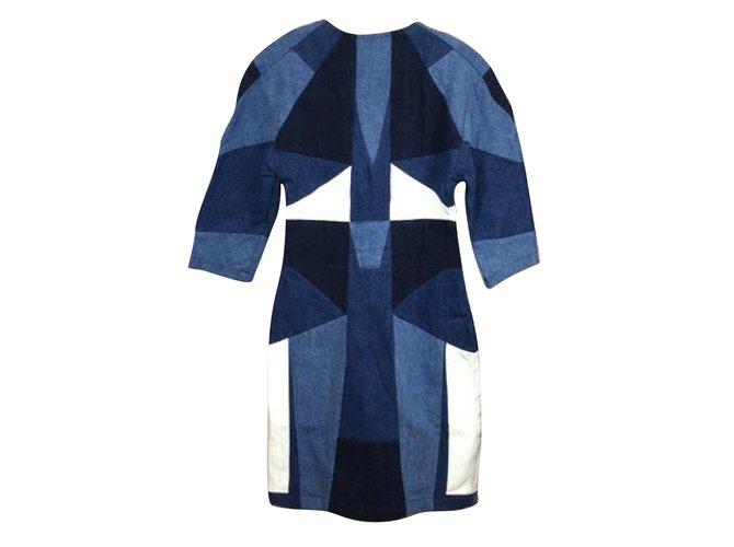 Robes Maje Robes Jean Bleu Ref 66913 Joli Closet