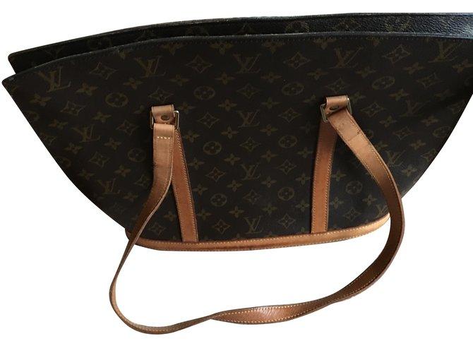 Sacs à main Louis Vuitton Babylone Toile Autre ref.67125 - Joli Closet 721df3a783a