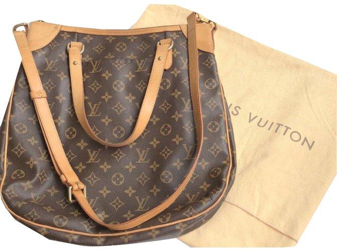 355075be16b8 Louis Vuitton Odeon Handbags Other Brown ref.67937 - Joli Closet