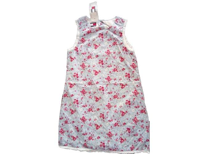 Tommy Hilfiger Dress Dresses Cotton Multiple colors ref.68494