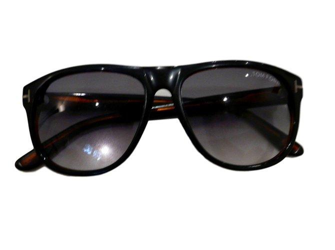 25aed76ad6 Closet 68843 Joli Plastic Ford Sunglasses Black Tom Ref wU60Zqn8