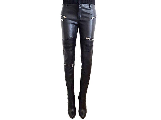 Zara Autre 69106 Noir Closet Pantalons Ref Joli Pantalon hBtrQCxds