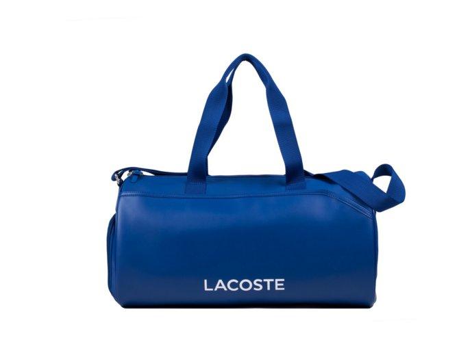 end sac lacoste Bleu 69363 bleu Sacs Neuf cabine Synthétique sport Lacoste week ref xWUwEYqfpn