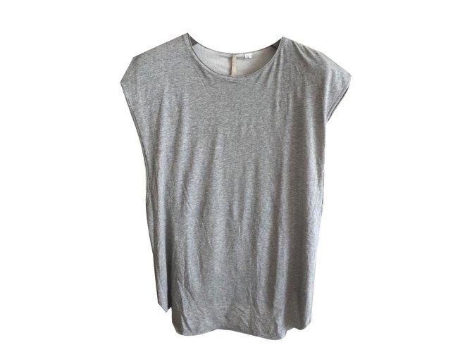 Damir Doma Silent damir doma grey t-shirt Tees Cotton Grey ref.69417