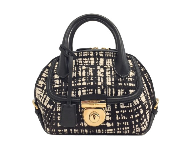 b1ff01e79722 Salvatore Ferragamo Handbag Handbags Pony-style calfskin Multiple colors  ref.69895