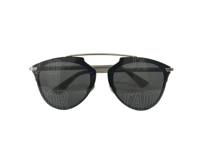 Dior j'adior sunglasses reflected Sunglasses Metal Grey