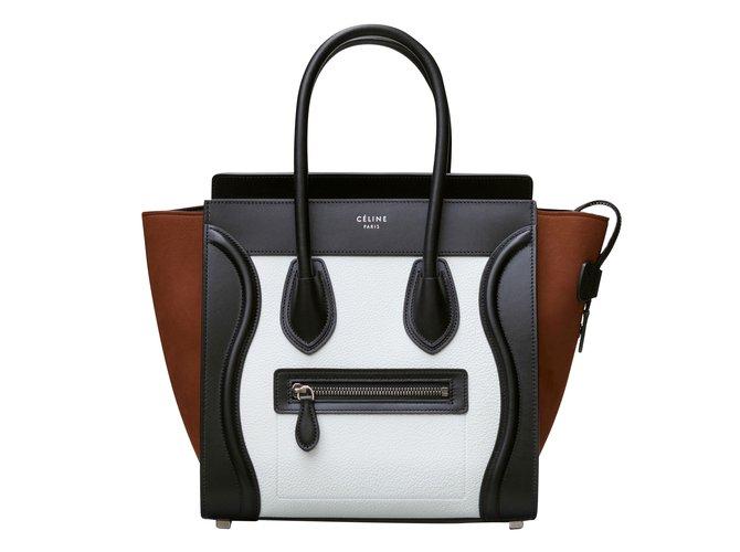 de328e38f8da Facebook · Pin This. Céline Micro Luggage Iceberg Handbag Handbags Leather  Other ref.71517
