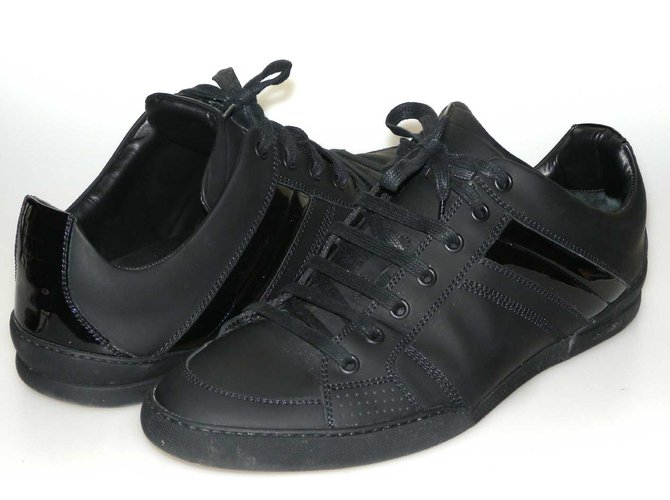 Dior Sneakers Sneakers Leather,Patent