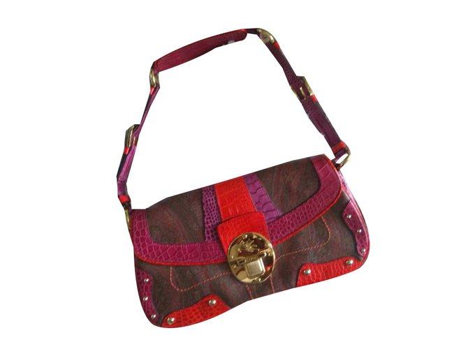 d6c5b3f47bde9 Etro Handbag Handbags Exotic leather Multiple colors ref.71974 ...