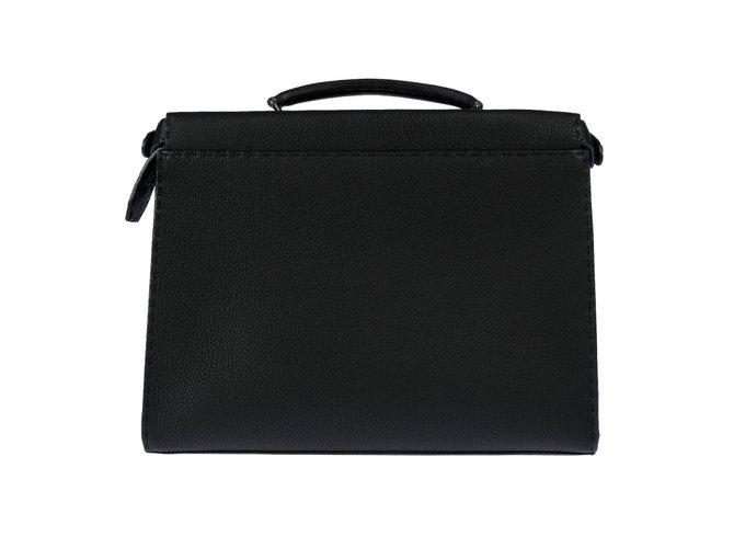 6076031bb8d Fendi Fendi mens bag new Bags Briefcases Leather Black ref.72152 ...