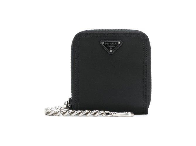 cb8460963eaa Prada wallet Wallets Small accessories Other Black ref.72657 - Joli ...