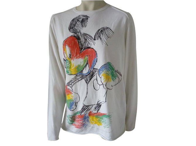 Jc De Castelbajac Sweaters Sweaters Cotton Multiple colors ref.72796