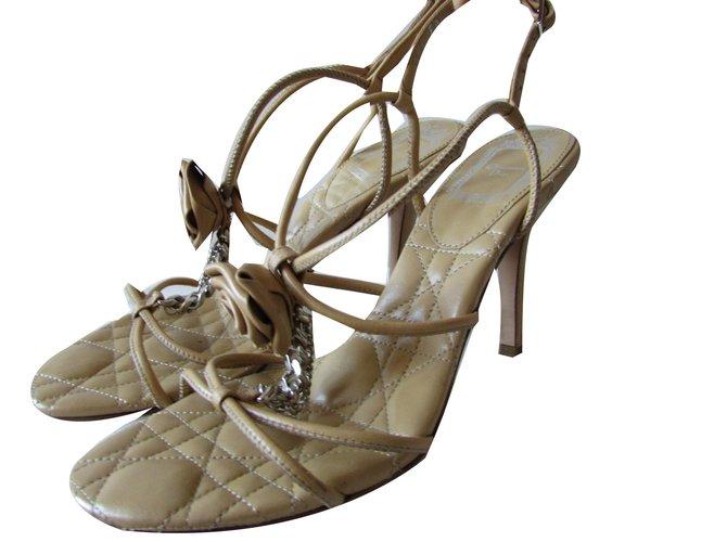 ebdbd739ce1 Christian Dior Heels Heels Leather Other ref.72906 - Joli Closet