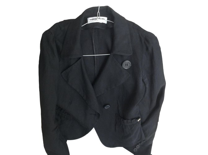 Petite veste en lin