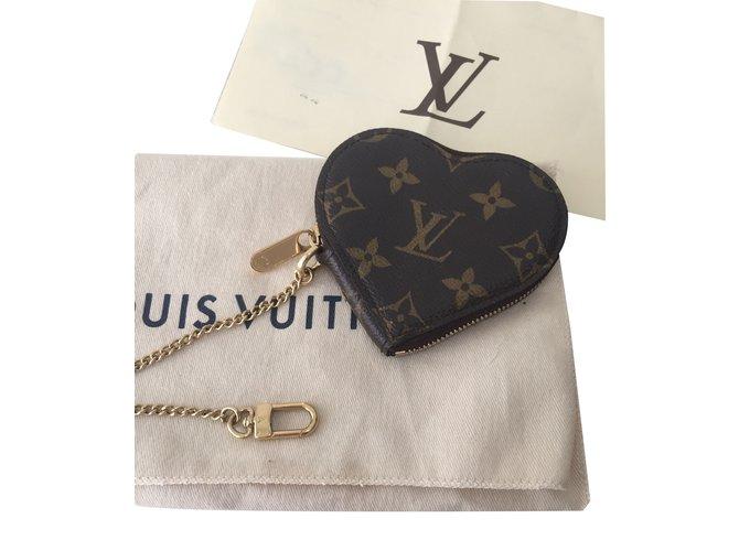 2c290e18080 Petite maroquinerie Louis Vuitton Porte monnaie Autre Autre ref.73560