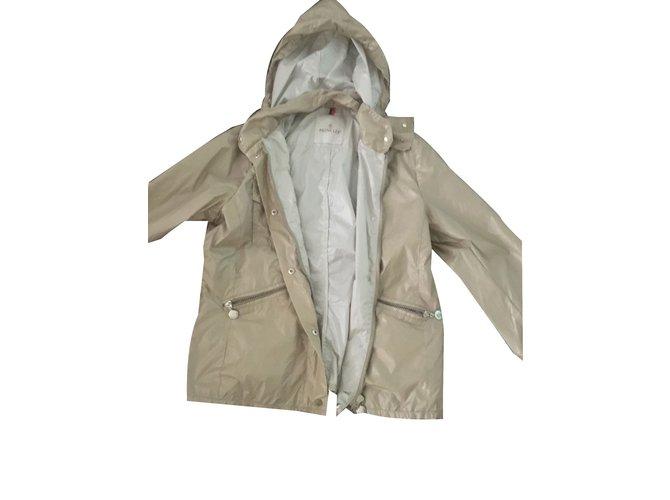 Moncler Jacket Jackets Other Beige ref.73789