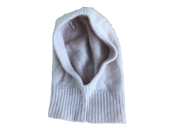 Chapeaux, bonnets, gants Bonpoint Chapeau Cachemire Rose ref.74814