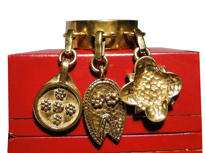 Chloé rings Rings Metal Golden ref.75328