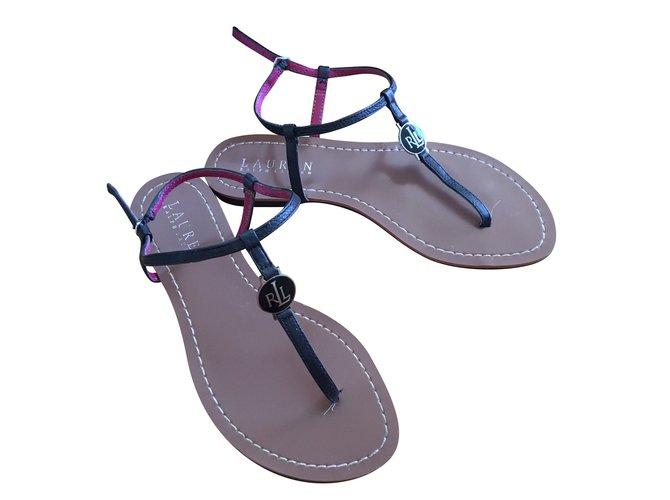 Ralph Lauren sandals Sandals Leather