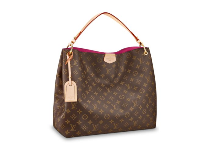 268554673df1 Louis Vuitton Handbags Handbags Leather Other ref.75925 - Joli Closet