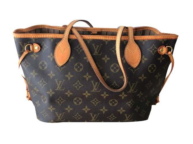 Sacs à main Louis Vuitton Neverfull PM Monogram Toile Multicolore ref.76018 77c673c6aee