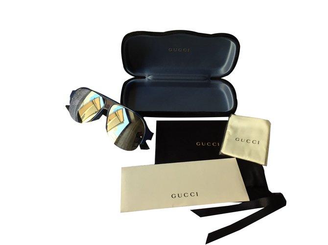 Lunettes homme Gucci Lunettes homme acetate Multicolore ref.76033 ... 9163d6dfb997