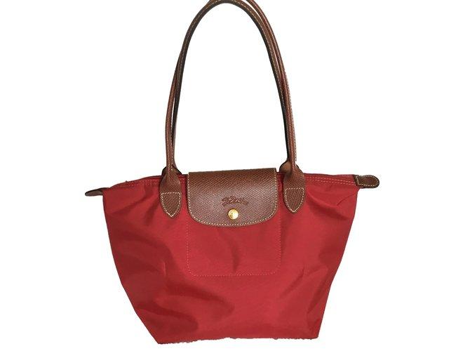 Shopping > sac longchamp pliage rouge, Up to 77% OFF