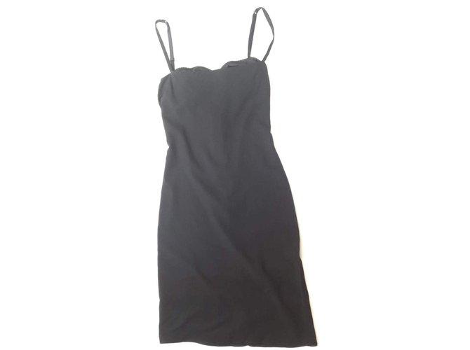 852899c443b Dolce   Gabbana Dresses Dresses Silk Black ref.76912 - Joli Closet