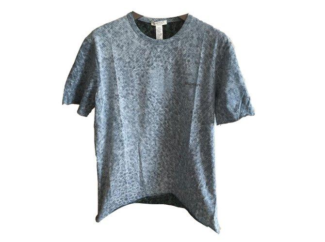 Balmain T-shirt Tees Polyamide Multiple colors ref.77596