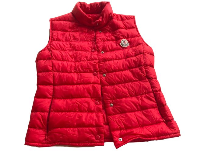 Moncler Jackets Jackets Polyester Coral ref.78108