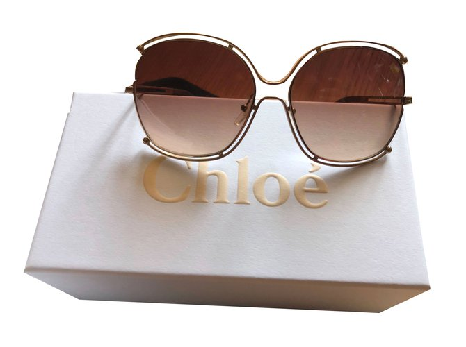 Chloé Sunglasses Sunglasses Steel Other ref.78622