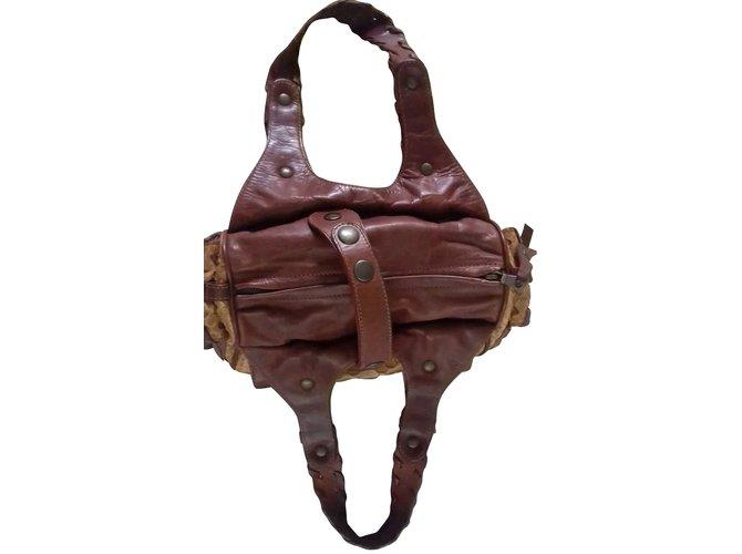 Chloé silverado python bag Handbags Leather 636a2c17bd32