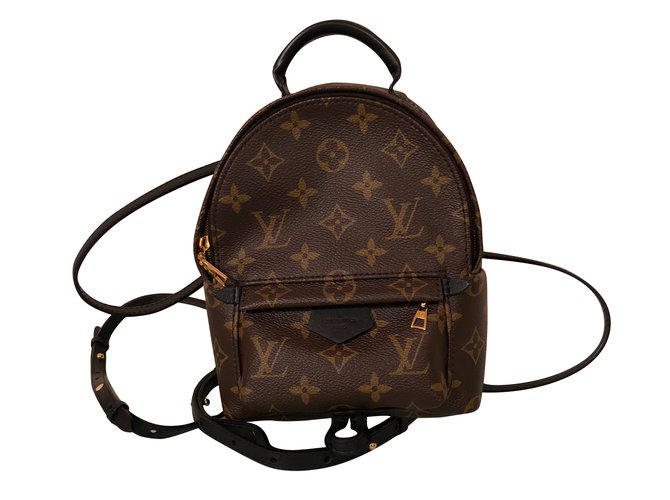 Louis Vuitton Backpacks Backpacks Other Multiple colors ref.79114 ... 234761f079593