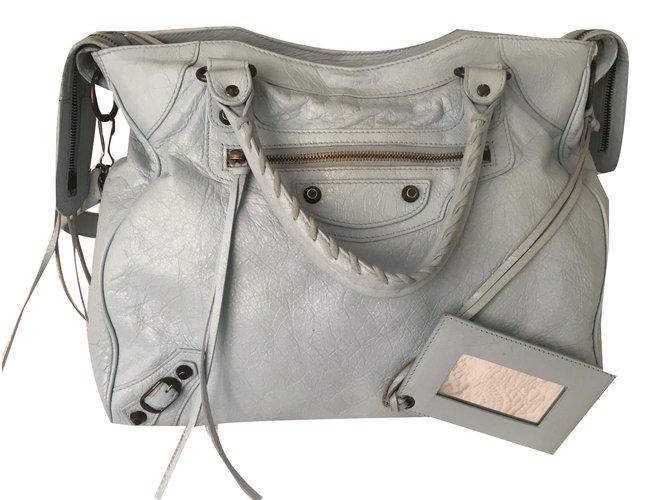 Balenciaga Handbags Handbags Leather