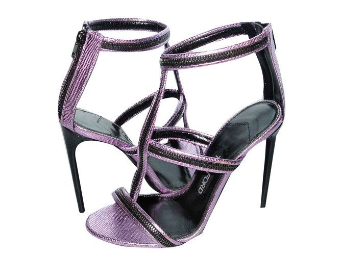 04e6ce9f9d3 Tom Ford sandals Sandals Leather Black