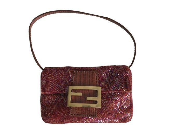 47064d6c169a Fendi Clutch Handbags Other Other ref.82650 - Joli Closet