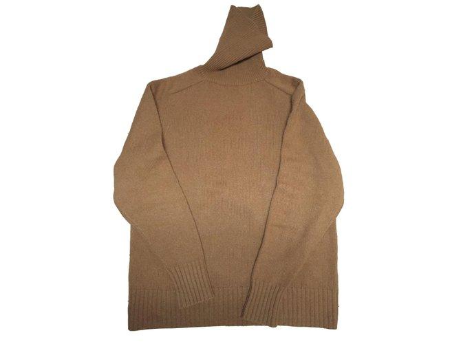 Chloé Knitwear Knitwear Cashmere Caramel ref.83126