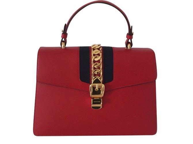 a8702859 Gucci bag Sylvie medium