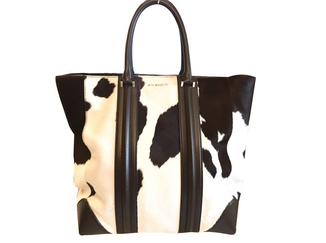 Givenchy Caba lucrezia Totes Pony-style calfskin Multiple colors ref.85839