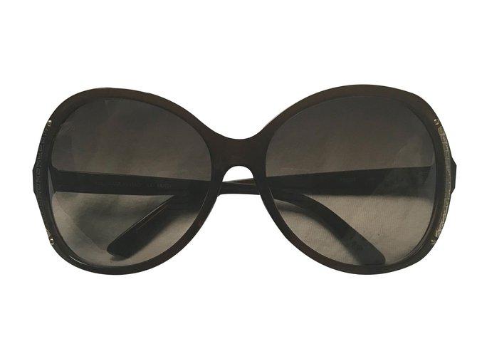 58109b2bc2 Fendi Sunglasses Sunglasses Plastic Brown ref.85918 - Joli Closet