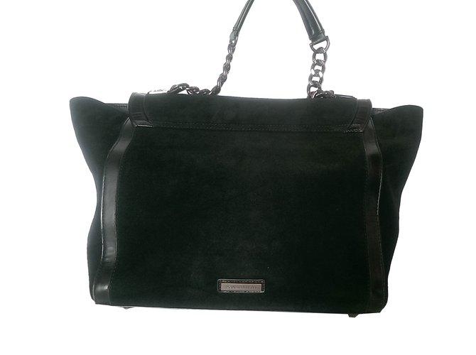 sac a main bcbg noir
