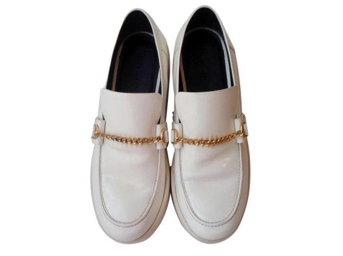 2aa7630a3035 Céline Sneakers Sneakers Leather White ref.86114 - Joli Closet