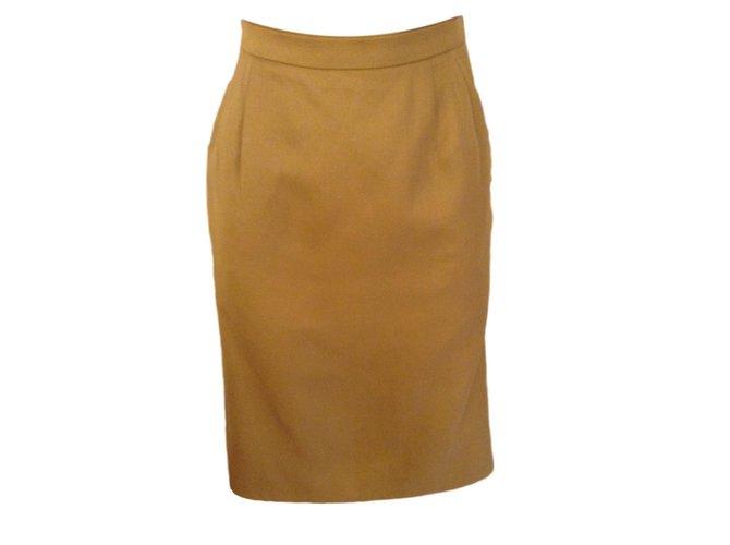 71820c4090e0 Yves Saint Laurent Skirts Skirts Silk