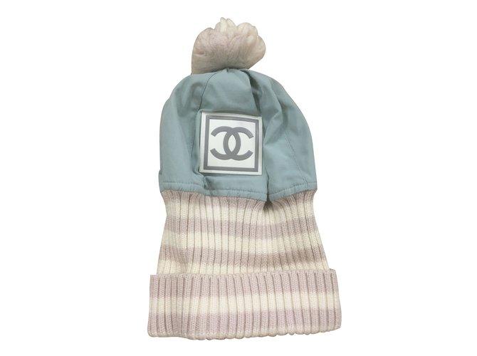 Chanel Hats Hats Cotton dca9debf962