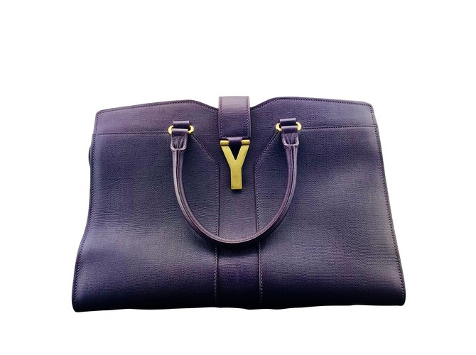 5012dac37f Yves Saint Laurent Yves Saint Laurent Chyc Handbags Leather Other ref.86815