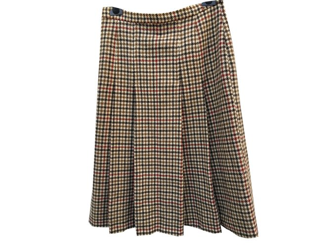 Burberry Skirts Skirts Other Brown ref.87035